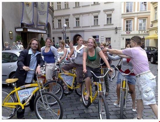 city bike prague bike rental