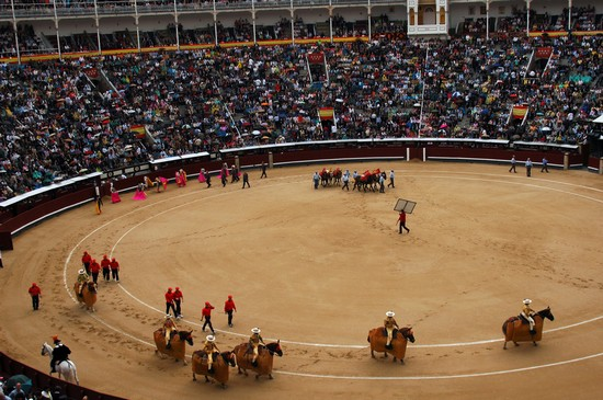 Plaza de Toros de las Ventas Madrid - Monuments and Historic Buildings