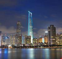 24762 shanghai skyline des stadtviertels pudong in shanghai
