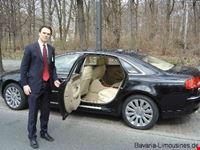 munich chauffeur e limousine service