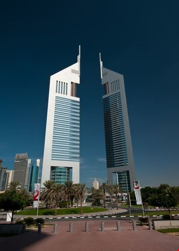 dubai emirates towers