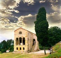 oviedo iglesia de santa maria del naranco