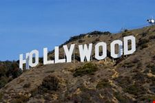 letrero hollywood hollywood