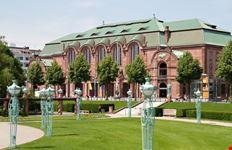 mannheim rosengarten auf dem friedrichsplatz