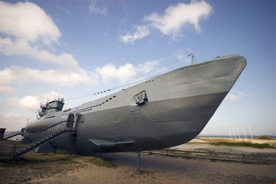 kiel u-boot-museum u 995