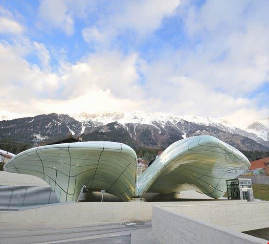 Camping Innsbruck: Foto Innsbruck Nordkettenbahn A Innsbruck