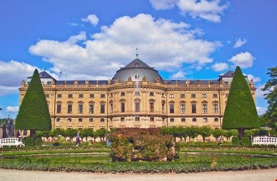 wuerzburg wuerzburger residenzschloss