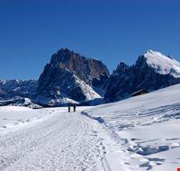 Inverno all' Alpe di Siusi