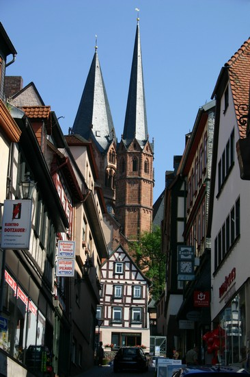 Single gelnhausen