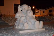 schneefiguren in wolkenstein dez 2010 wolkenstein in groeden