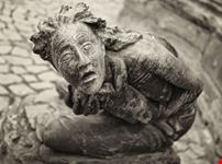 magdeburg die trauernde magdeburg st-johannis-kirche