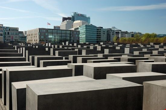 25141 berlin holocaust-mahnmal in berlin