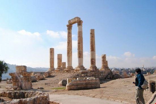Amman - Citadela