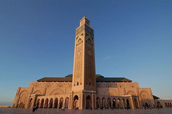 casablanca moschee hassan ii