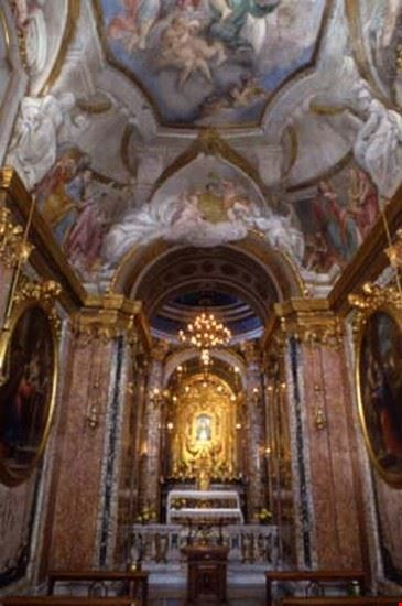 Basilica Santa Maria della Misericordia - interno