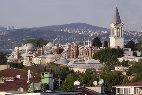 25569 istanbul der topkapi-palast