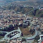 rotatoria ingresso città di Catanzaro