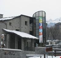 fenis esterno museo