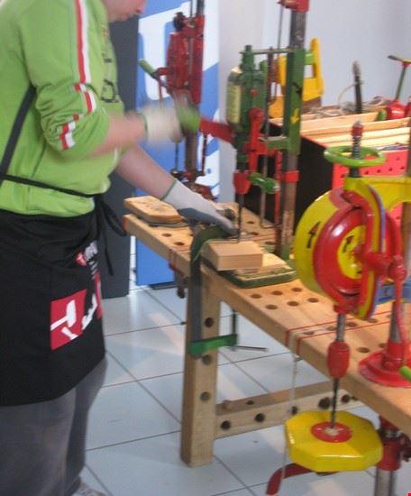 fenis attivita di falegnameria didattica per bambini