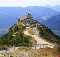 berchtesgaden kehlsteinhaus in den berchtesgadener alpen