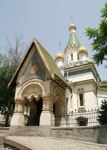 sofia st-nikolai-kirche