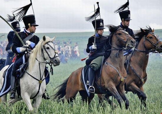 Commemorazione battaglia di Waterloo