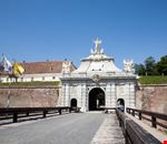 The third gate of Alba Iulia