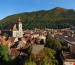 Medieval city of Brasov