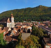 Medieval city of Brasov