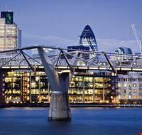 25736 millennium bridge london