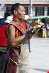 lhasa jokhang-tempel in lhasa