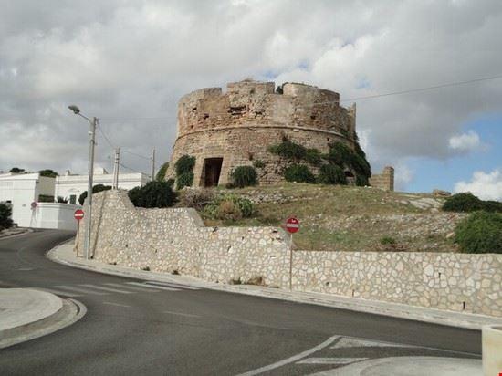 Santa Maria di Leuca - Torre dell'uomo morto