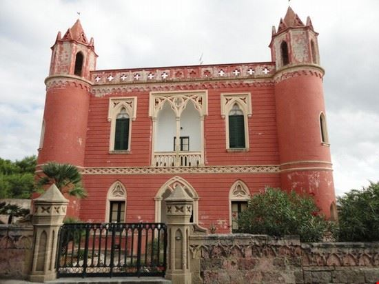 Santa Maria di Leuca - Villa Mellacqua