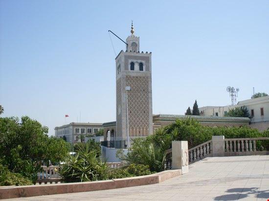 kasbah mosque tunis
