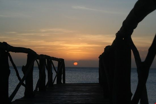 tramonto zanzibar