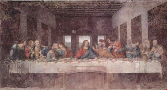 26531 milan the last supper