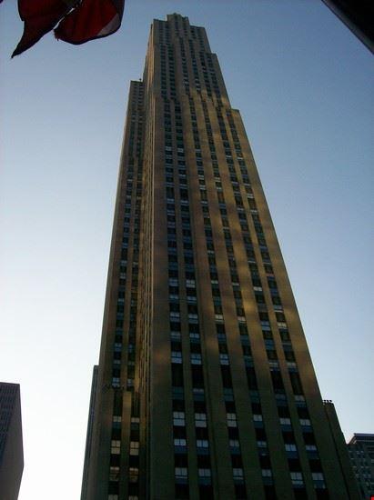 26554 rockefeller building new york