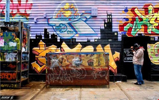 26611 new york new york city graffiti