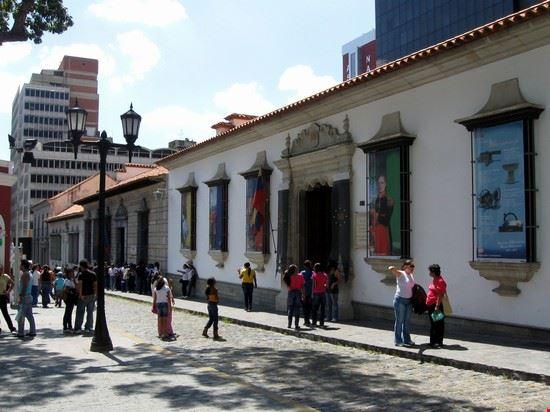 museo bolivar caracas