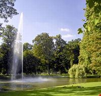 Public park in Breda