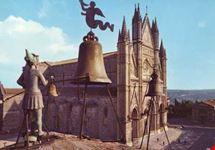 Duomo visto da Torre Maurizio