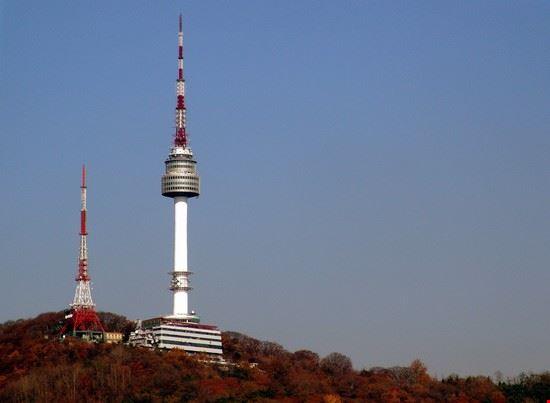 n tower- seoul