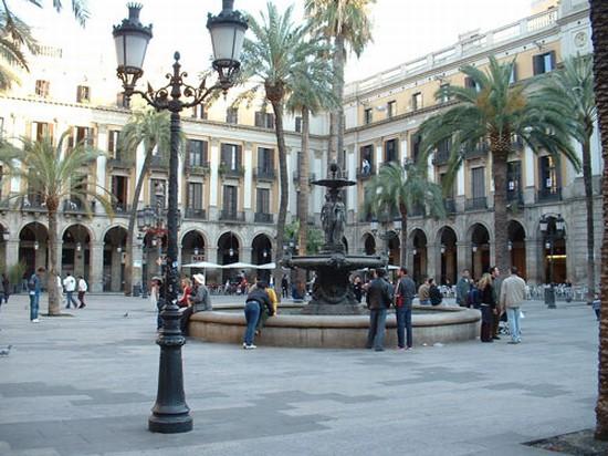 Foto barcelona placa del rei barcelona a barcellona for Villaggi vacanze barcellona