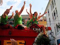 la tomatina festival in bunol