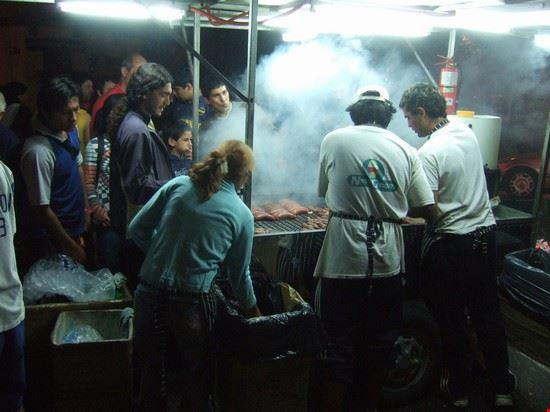 street food in buenos aires