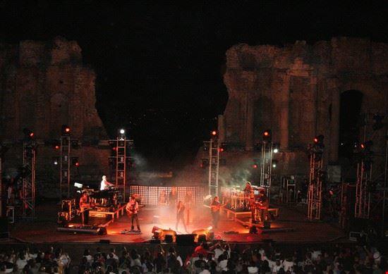 26873 concerto estivo al teatro greco di taormina taormina