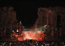 Concerto estivo al Teatro Greco di Taormina