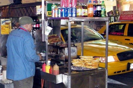 26895 new york pretzel in times square nyc