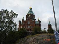 la cattedrale del porto helsinki