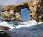 Azure window. Gozo